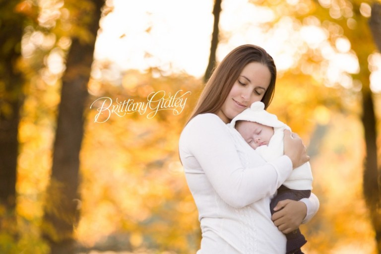 3 month baby | Apple orchard | Baby photography | Baby photographer | Cleveland | Start With The Best