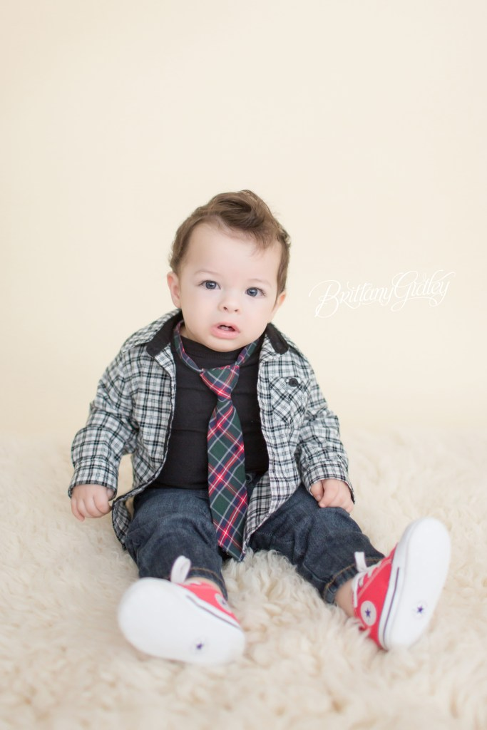 Landon 8 Months | Baby Photography