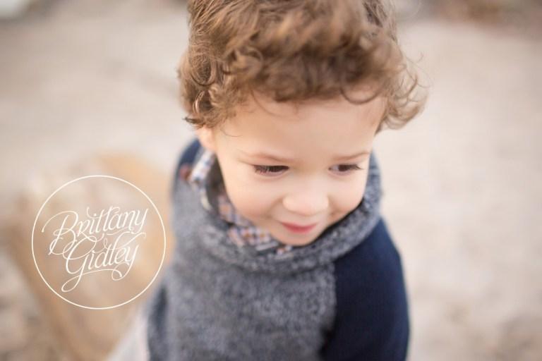 Beach Family Photo Shoot | Beach Pregnancy Announcement