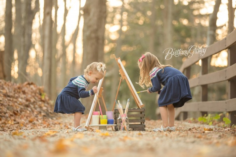 Every Child Is An Artist | Child Photographer | Cleveland, Ohio | Fortier Park