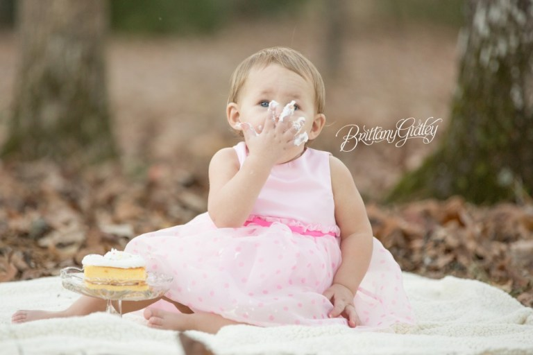 Atlanta Baby Photographer | Cake Smash