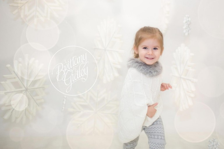 Christmas Studio | Cleveland Ohio | Christmas Pictures | Photography