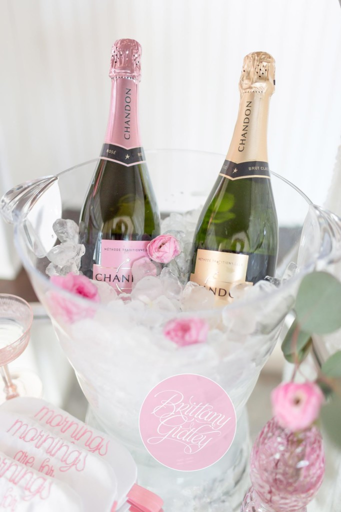 Ladies Who Brunch | Mimosa Bar | Baby Shower Inspiration | Event Planning | One Stylish Party