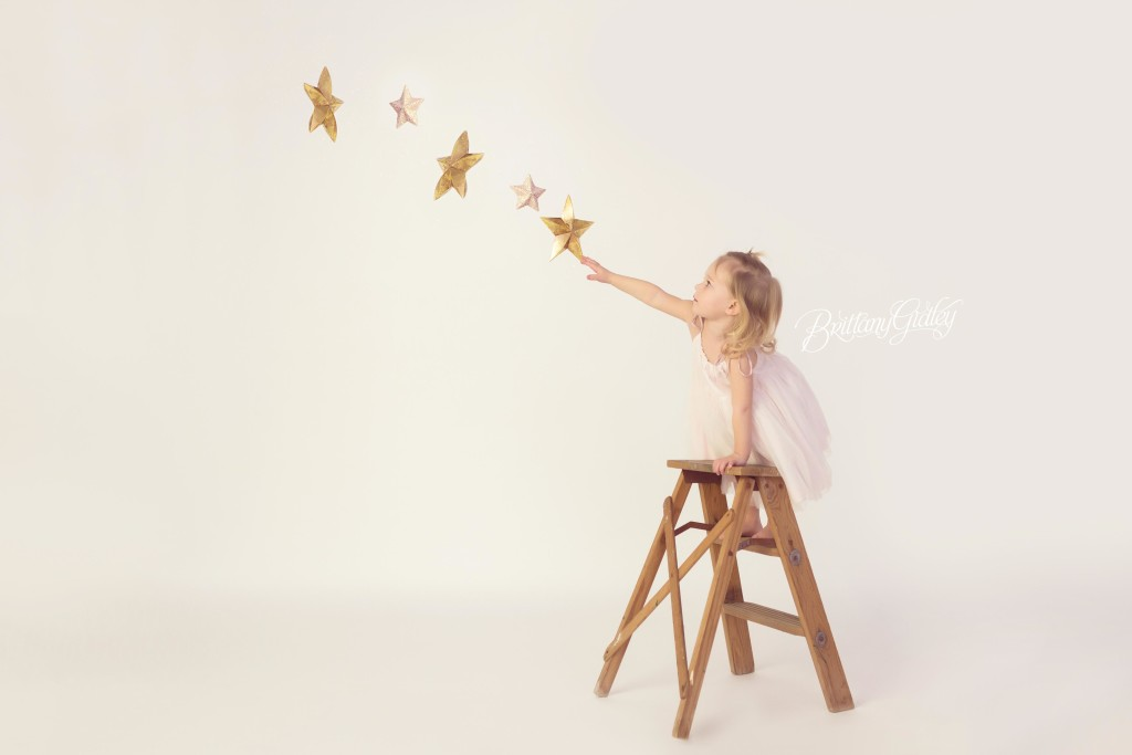 Starry Night Dream Session | Child Photographer