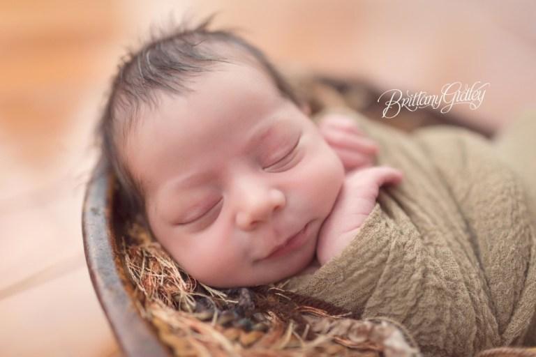 Preemie Photography | NICU Graduate | Cleveland Ohio | Newborn Baby