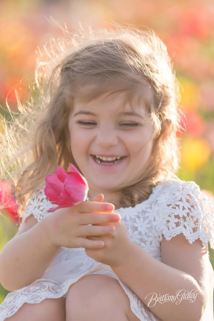 Burnside Farms   Whimsical Child Photographer   Flower Field   Tulip Field Photo Shoot   Child Photographer   Child Photography   Styled Shoot
