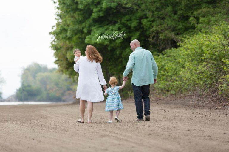 Family Beach Pictures | Huntington Beach | Rocky River Ohio | Best Family Photographer