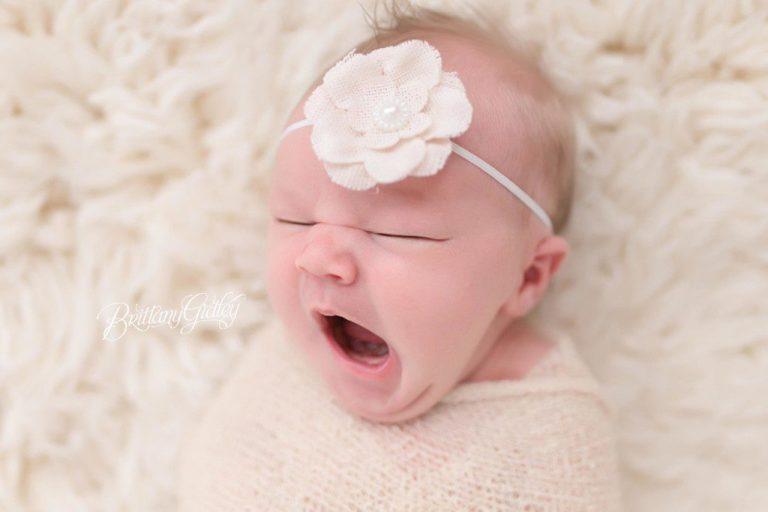 Newborn Photography Studio | Baby Girl | Cleveland Newborn Studio | Photography | Cleveland Ohio