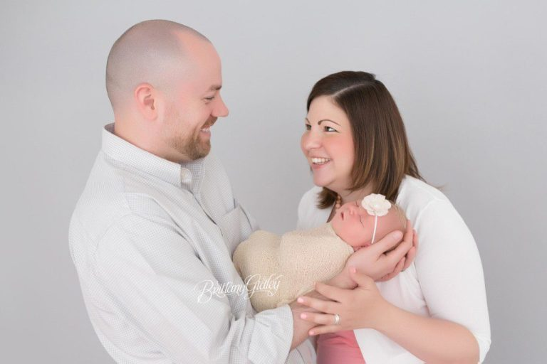 Photography Studio | Baby Girl | Cleveland Photography Studio | Photography | Cleveland Ohio