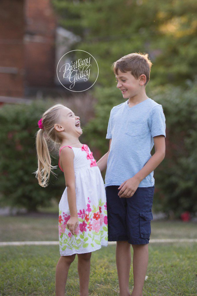 Chagrin Falls Family Photography | Family Photographer | Brittany Gidley Photography LLC