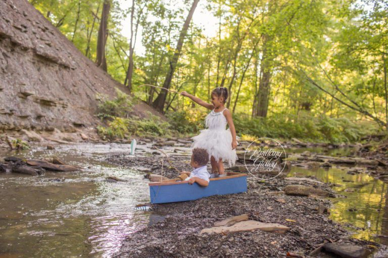 Gone Fishin | Dream Session | Child Photographer | Cleveland Ohio | Brittany Gidley Photography LLC