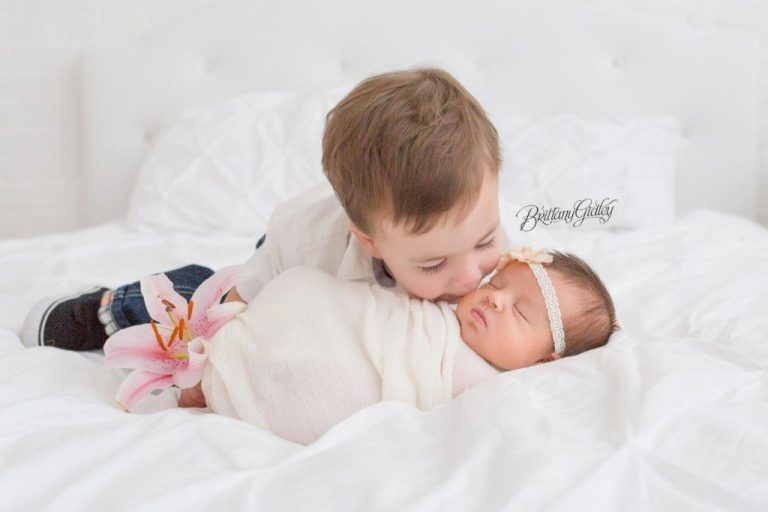 Siblings | Newborn | Big Brother | Start With The Best | Cleveland
