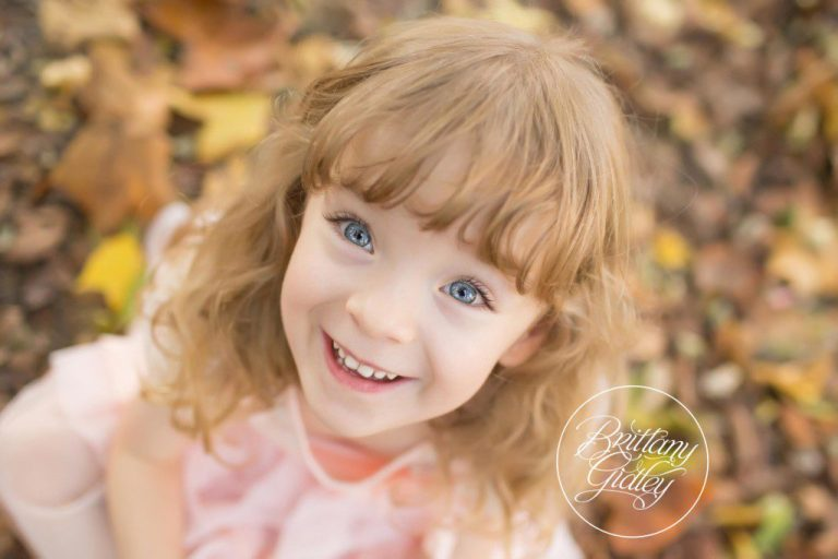 Fun Leaf Pictures | Leaves | Everett Road Covered Bridge Fall Family Photography | Start With The Best | Brittany Gidley Photography LLC