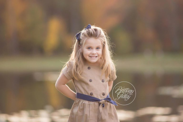 Child Photographer | Cleveland Ohio | Cuyahoga Valley National Park | Fall Leaves