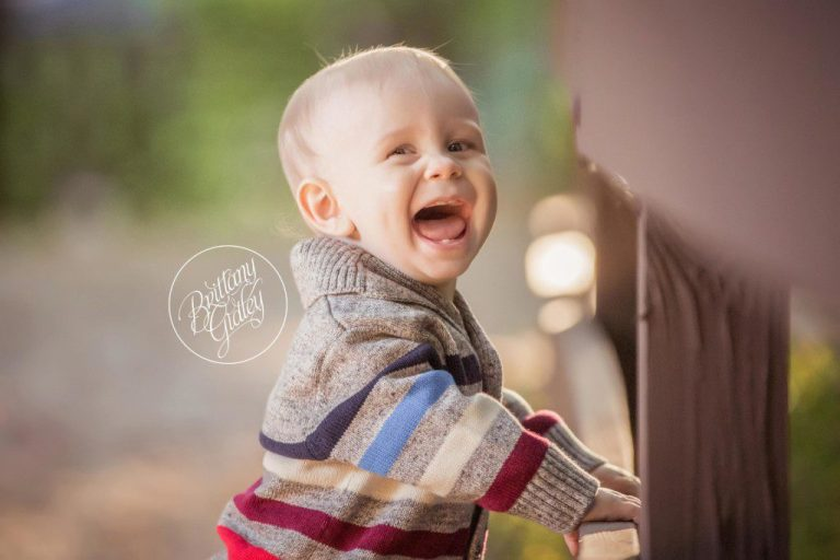 Fortier Park | 12 Month Old Baby