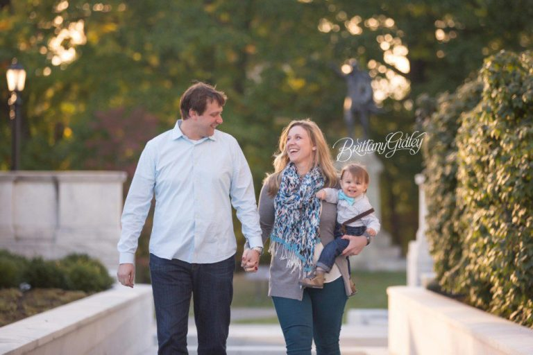 12 Month Baby | Baby Photographer | Baby Photography | Cleveland Museum of Art