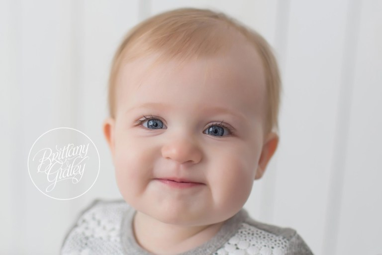 12 Month Baby Photo | Baby Photography | Cleveland Ohio