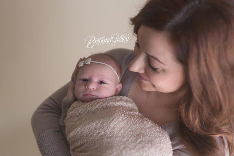 Cleveland Newborn | Mother Daughter