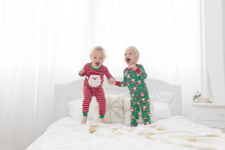 Pajamas Holiday Mini Sessions | Woodland Wonders | Best Child Photography | Best Baby Photography | Best Family Photography | Best Newborn Photography
