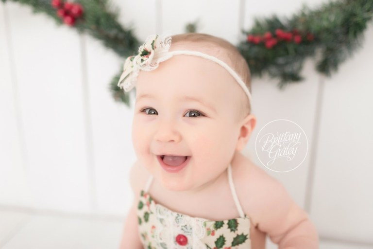 Holiday Photographer | Baby Photography | Holiday Photo Shoot | Baby Photo Session | 9 Month Baby