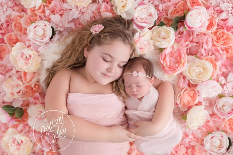Flower Wall | Sisters | Cleveland