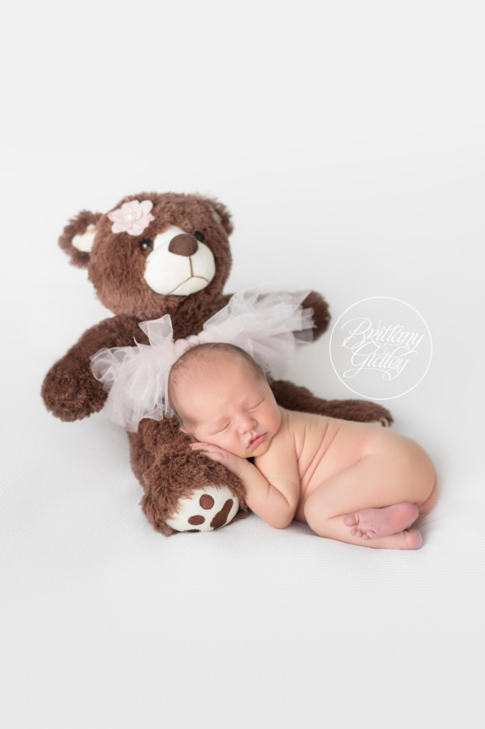 Molly Bear | Rainbow Baby | Newborn | Molly Bear