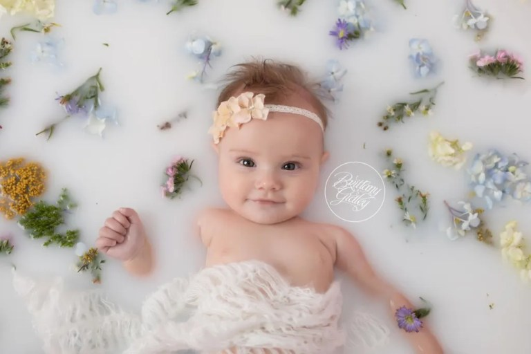 how to make a milk bath photography