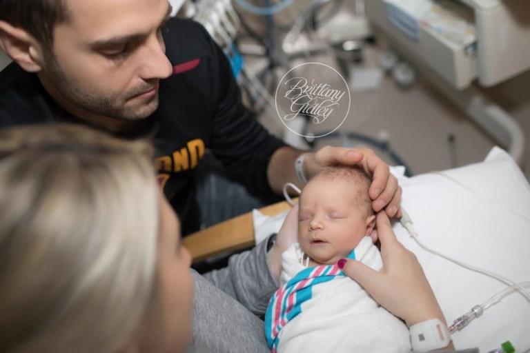 Congenital Heart Photographer | Congenital Heart Disease | Newborn Baby | PICU | Cleveland Clinic