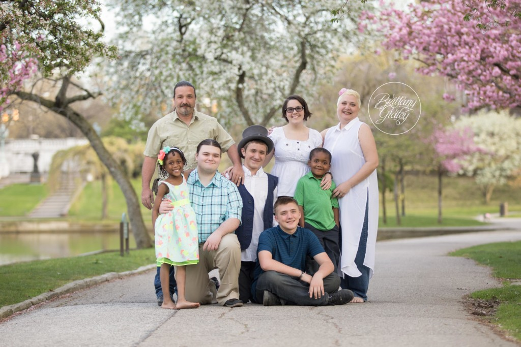 Family Photography | The Rhoades Family | Cleveland Museum of Art