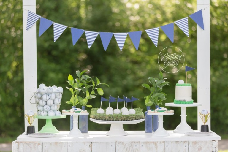 Golf Dream Session | Golf Themed Party | Golf Decor