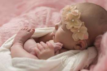 Newborn Photography | Introducing Evangeline
