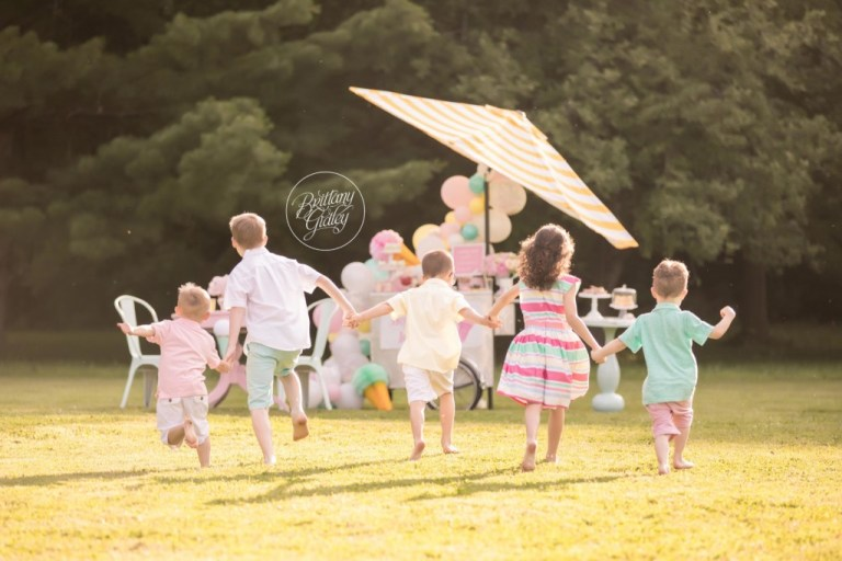 Ice Cream Dream Session | Ice Cream Party | Dream Session | One Stylish Party