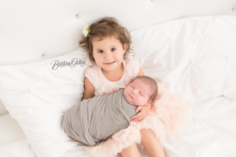 Newborn Baby Photo Shoot | Big Sister Little Brother | Sibling Posing Ideas With Newborn | Start With The Best | Award Winning Newborn Photographer