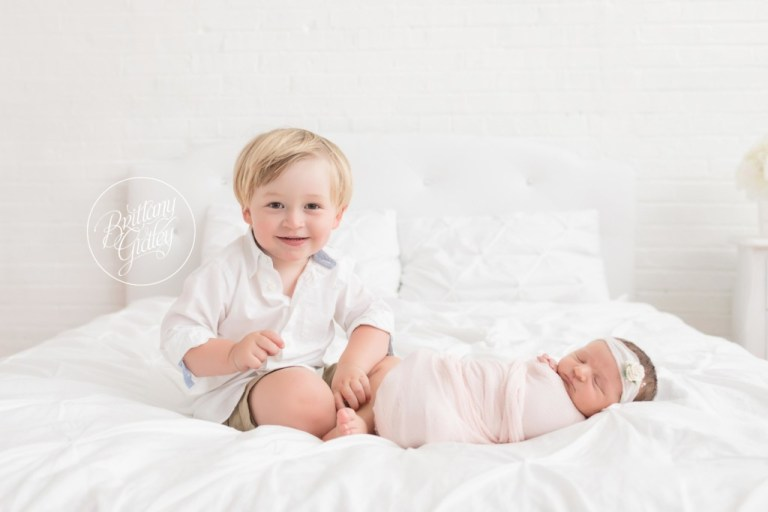 Siblings   Start With The Best   Newborn Baby Girl   Girly Newborn Images