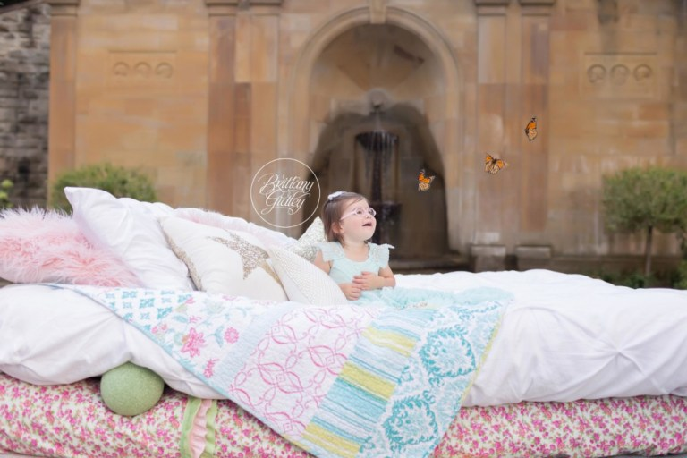 Princess And The Pea Photo Shoot   Princess And The Pea Dream Session   Magical Child Photography   Dreamy Child Photographer   www.brittanygidleyphotography.com