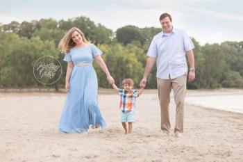 Alexander 18 Months | Toddler Photographer | Edgewater Beach