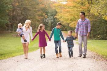 Chardon Family Photographer   The Hewitt Family