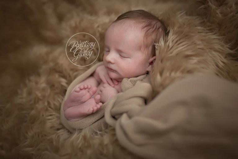 Cleveland Heights Newborn Photographer | Newborn Photography in Cleveland Heights Ohio