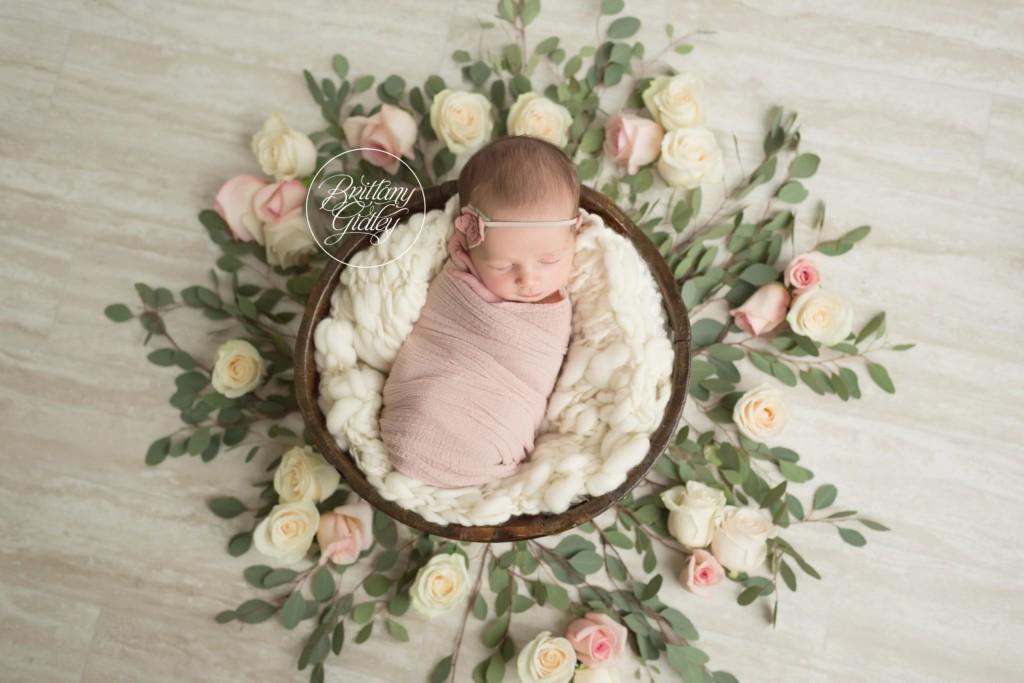 Bay Village Newborn Photographer | Introducing Samantha