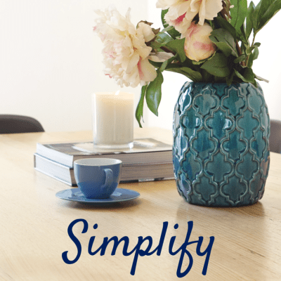 Simplify Your Life: A Guide to Living Simply and Holistically