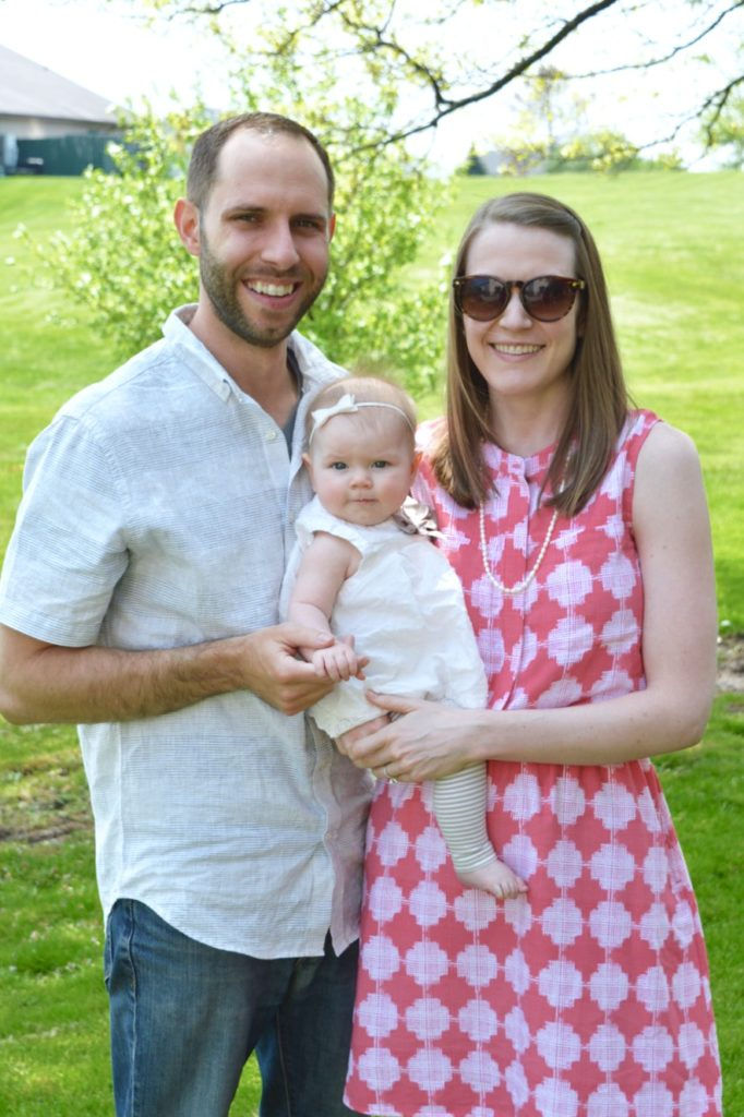 A letter to my husband on his first father's day 3