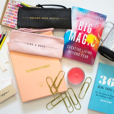 10 Simple Creativity Boosters You Can Do Every Day + A Giveaway