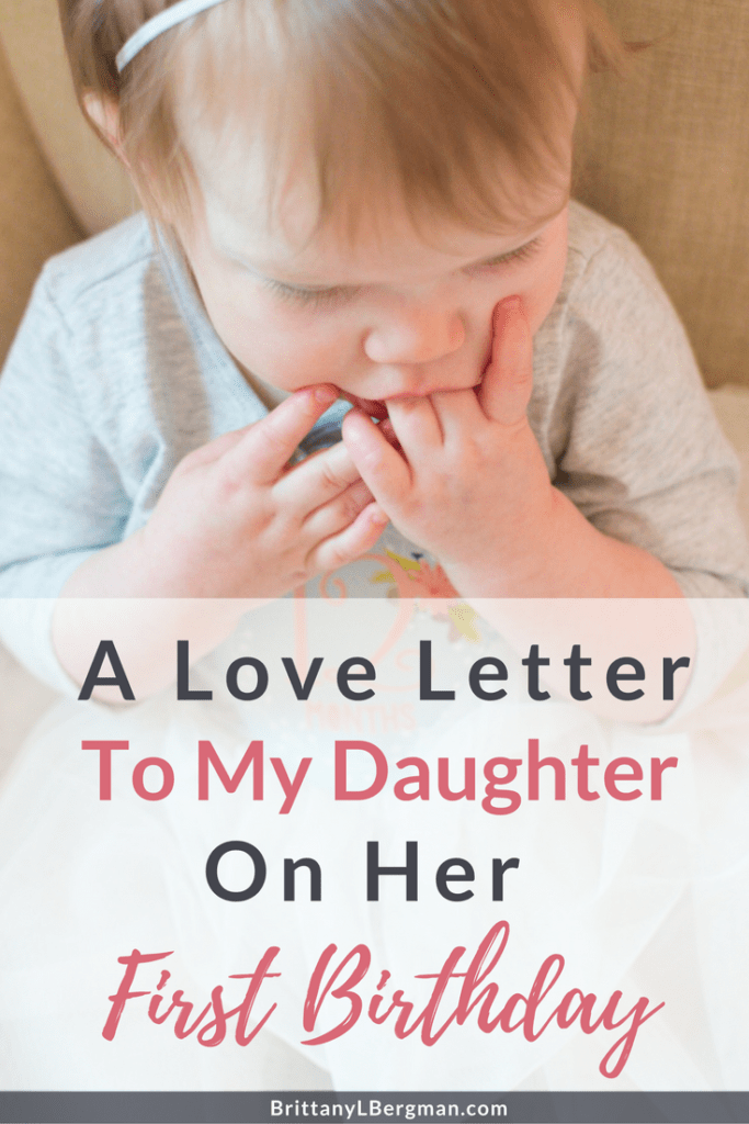 The first year of motherhood was like a wild ride I couldn't slow down and couldn't get off. I was so unprepared for the crying and the intensity of love I would have for my daughter.