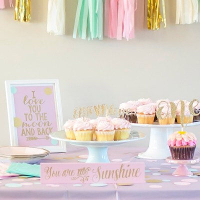 A (Sorta) Simple First Birthday Party