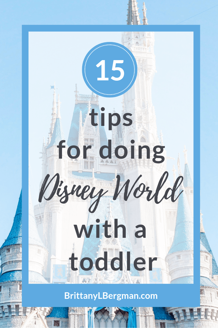 Taking a toddler to Disney World can be super fun, but it is a lot of work. These tips will help you adjust your expectations, prepare well, and maximize every moment of magic! #disneyworld #disney #familytravel #travel #disneymagic #vacation #familyvacation #toddlers #toddlermom