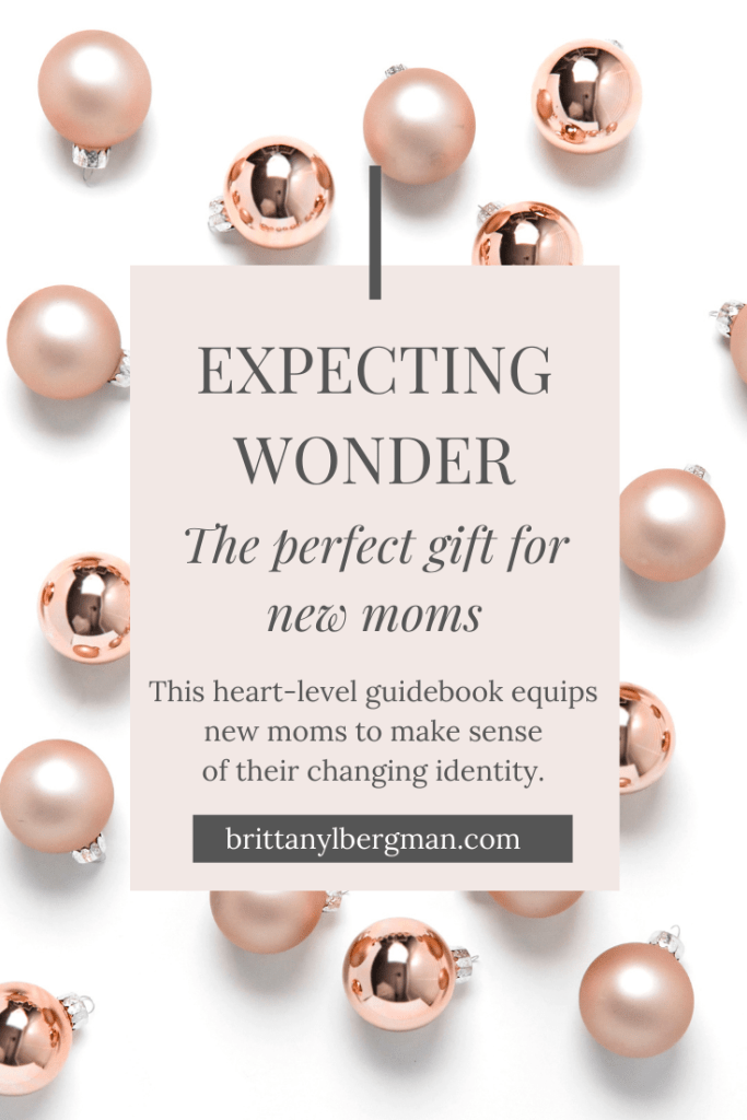 The gift every new mom longs for -- a friend who will walk her through the emotional ups and downs of pregnancy.