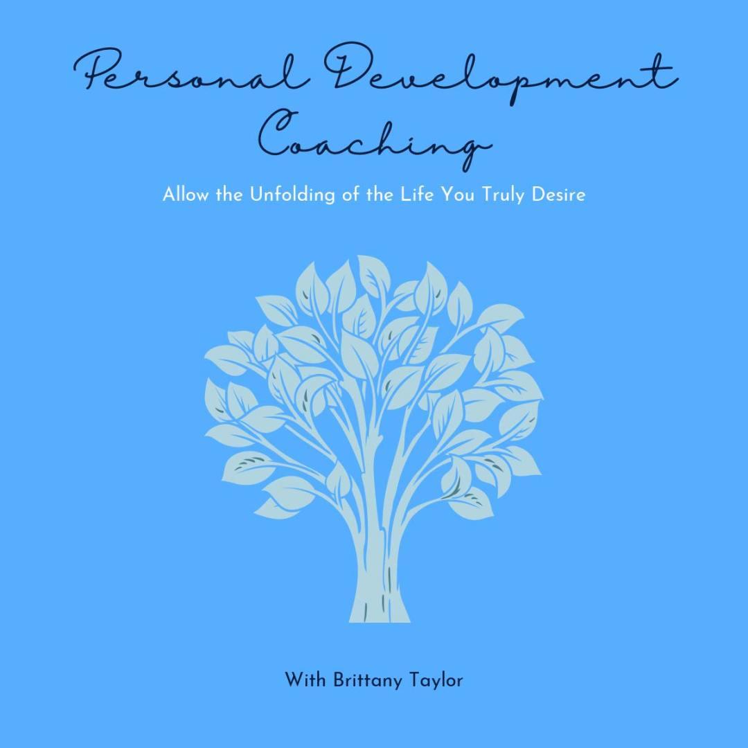 Personal Development Coaching Graphic