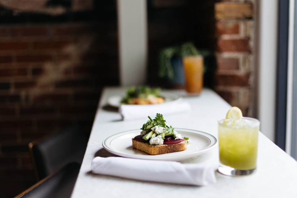 Brittni Bell Photo Denver Food and Lifestyle Photographer Wendells Avocado Toast 2