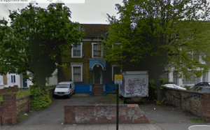 Sociable: The former Conservative club, Effra Road, is to become the Effra Social, owned by Antic Ltd. Picture from Google Streetview.