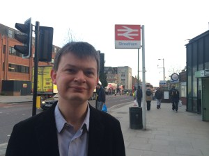 Cllr Alex Davies will replace Ashley Lumsden as leader of the Liberal Democrat group in Lambeth